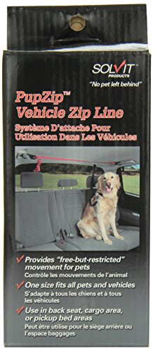 PupZIP Vehicle Zipline