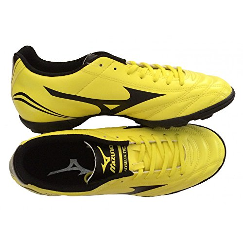 Mizuno - Mizuno Morelia Neo CL AS Scarpini Calcetto Gialli Pelle 151694 - Amarillo, 40,5 Yellow