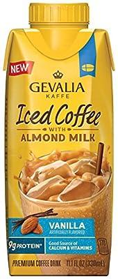 Gevalia Kaffe Iced Coffee with Almond Milk
