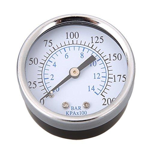 reverse osmosis air gauge - 2