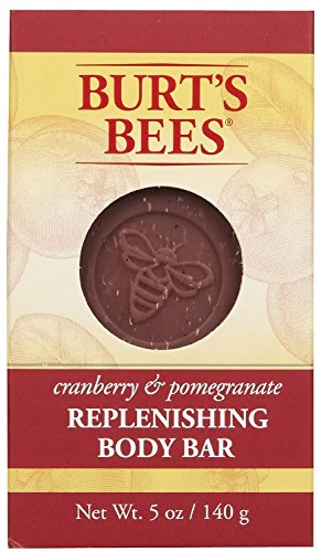 Burt s Bees Cranberry and Pomegranate Body Bar, 5 oz