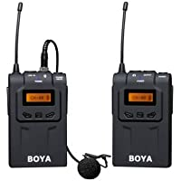 Boya BY-WM6 UHF Profesyonel Wireless Mikrofon