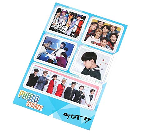 GOT7 EYES ON YOU Ver CHOICE CD+Photobook+3Photocard+Poster+Gift+PRE ORDER GIFT