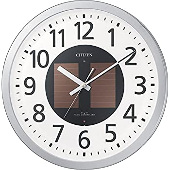 Amazon Com Citizen Citizen Solar Radio Hanging Clock