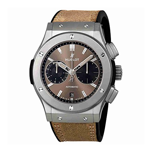 Hublot Classic Fusion Chukker Automatic Chronograph Mens Watch 537.NI.7417.VR