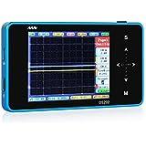 SainSmart NEW Nano ARM DSO Note II Portable Mini Handheld Touch Screen Digital Storage Oscilloscope, 8MB Memory Storage 2MHz 10Mps (New Blue)