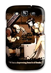 Minnie R. Brungardt's Shop Durable Cowboy Anime Back Case/cover For Galaxy S3