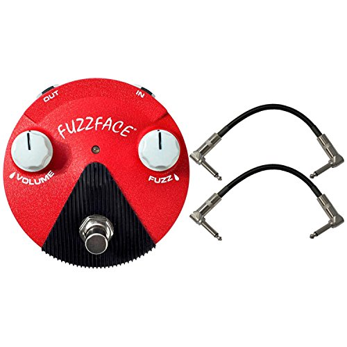 Dunlop FFM6 BAND OF GYPSYS Fuzz FACE MINI Pedal w/ 2 Patch (Dunlop Fuzz Face)
