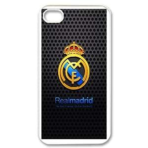 iPhone 4,4S Phone Case Real Madrid qC-C30020