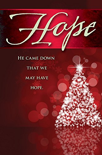 Hope Tree Advent Bulletin (Pkg of 50)]()