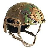 HYOUT Fast Ballistic Helmet Lvl IIIA Bulletproof Protection
