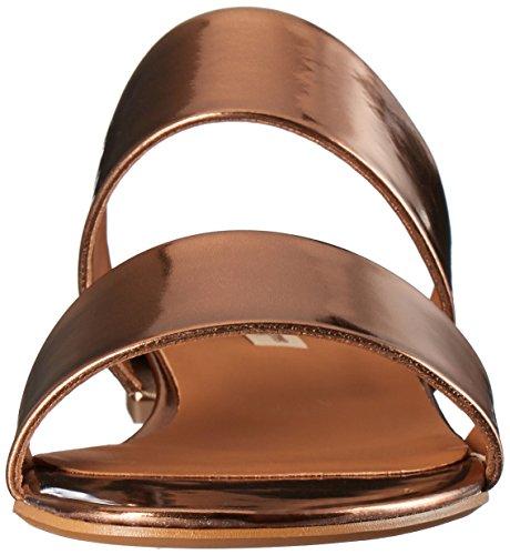 Paul Green Kvinna Monte Slip-on Loafer Techno Metallic / Brons