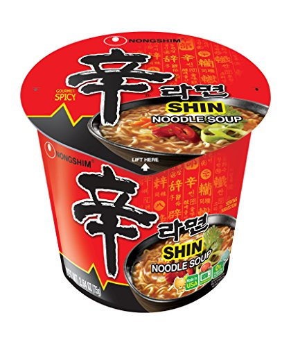 Expert choice for cup of soup beef noodle