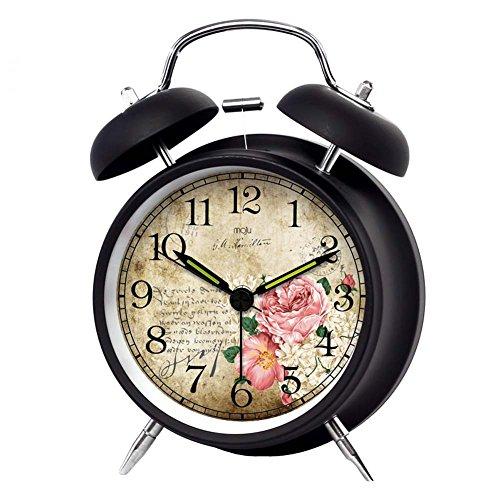 PANDA SUPERSTORE Alarm Clock Luminous Light Utility Super Loud Alarm Clock Practical Mute