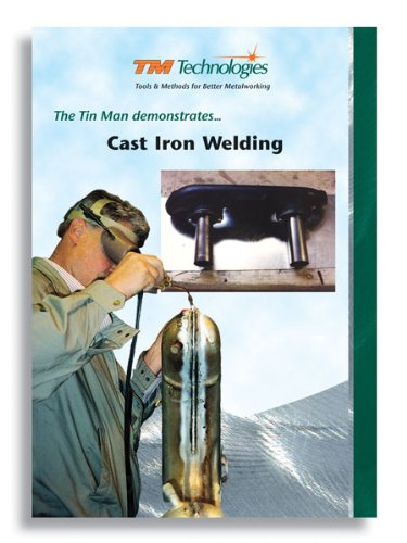 Cast Iron Welding with the Torch & Arc (Arc Exhaust)