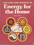New Low Cost Sources of Energy, Clegg, 0882660608
