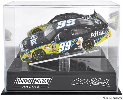Carl Edwards 1/24th Die Cast Display Case with Platform