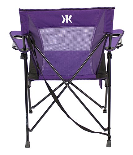 Kijaro Dual Lock Portable Camping And Sports Chair For 24 99
