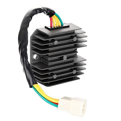 Scooter Parts Voltage Regulator Rectifier For Linhai 260cc