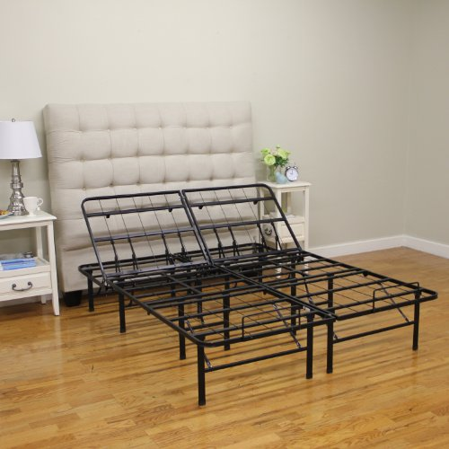 Metal Bed Frame With No Box Spring