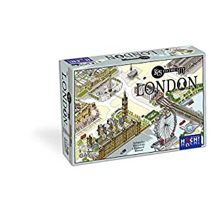 Huch&Friends 400234 - Juego de estrategia Key to the City