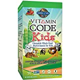 Garden of Life Vegetarian Multivitamin Supplement for Kids - Vitamin Code Kids Chewable