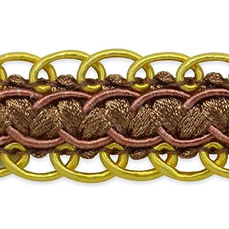 Cranberry Expo International Linda Scalloped Braid Trim Embellishment 20-Yard