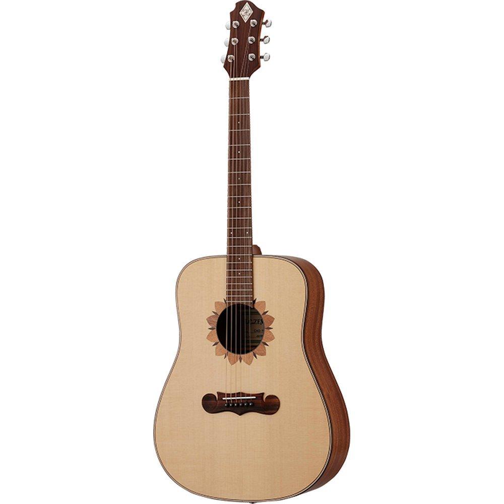 注目 【正規品 B01MXQEBP0】 ZEMAITIS【正規品】 ZEMAITIS アコースティックギター ドレッドノート CAD-100FW B01MXQEBP0, いぃべあー:5500e090 --- arianechie.dominiotemporario.com