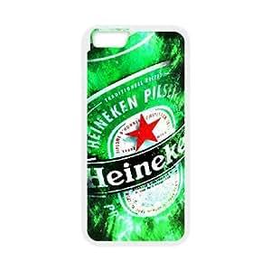 Heineken For iPhone 6s 4.7 Inch White Cell Phone Case Yeyiz7169129