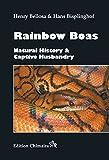 Rainbow Boas : Natural History and Captive Husbandry