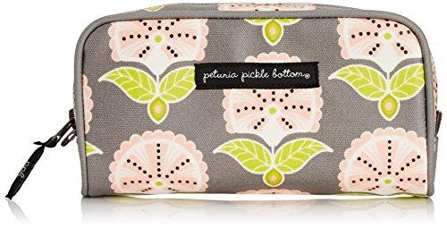 Petunia Pickle Bottom Windsor, Damen Münzbörsen Grau (Weekend In Windsor)