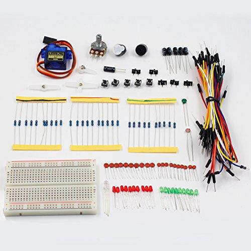 Amazon.com: SunFounder Sidekick Basic Starter Kit w/ Breadboard ...