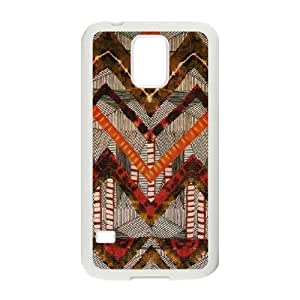 Tribal patterns CHA9103351 Phone Back Case Customized Art Print Design Hard Shell Protection SamSung Galaxy S5 G9006V