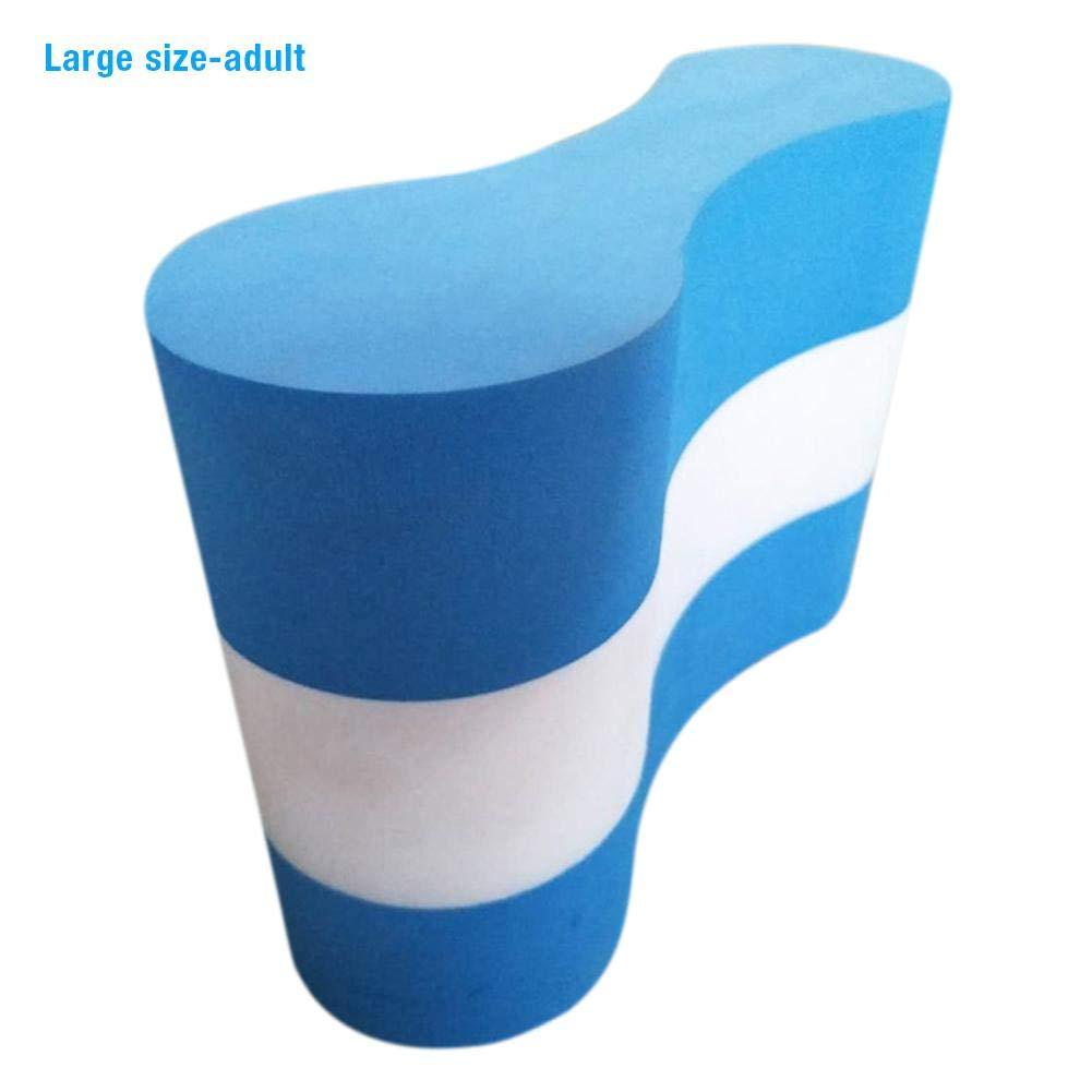 Dreamalv Floating Buoy Kickboard Swimming Kits Soft Durable EVA Foam for Children Adult Training