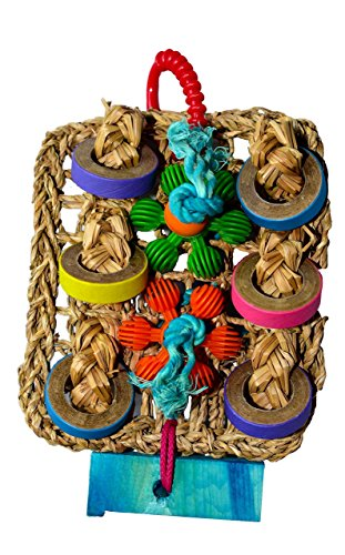 Picture of Chew and Shred Bird ToyParrot Kook USA Medium 7