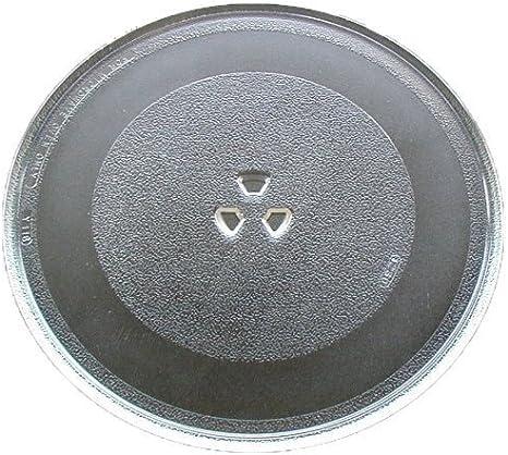Microwave Glass Turntable Plate (12 3/4
