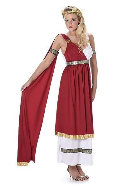 Karnival- Roman Empress Costume Disfraz, Multicolor, extra-large (81068)