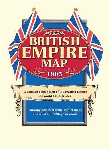 British empire map 1905 amazon j g bartholomew edward british empire map 1905 amazon j g bartholomew edward allhusen 9781873590034 books gumiabroncs Choice Image