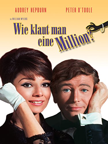 Filmcover Wie klaut man eine Million?