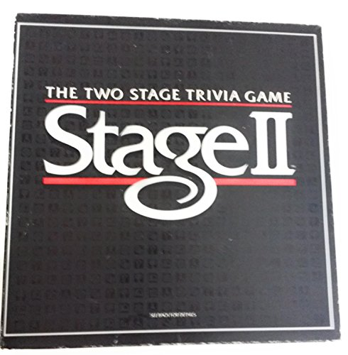 stage two board game - 2