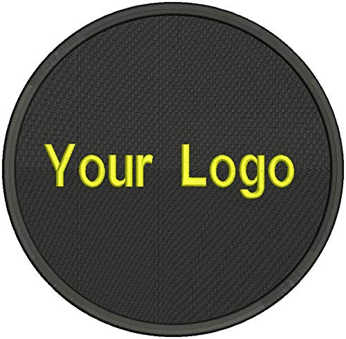 Personal Custom Embroidered Logo Patch Iron Sew Patch