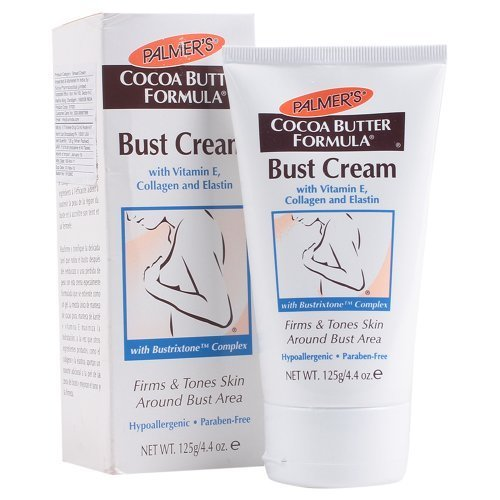 Palmer's Cocoa Butter Formula Bust Cream with Vitamin E Collagen and Elastin -- 4.4 oz by Palmer's
