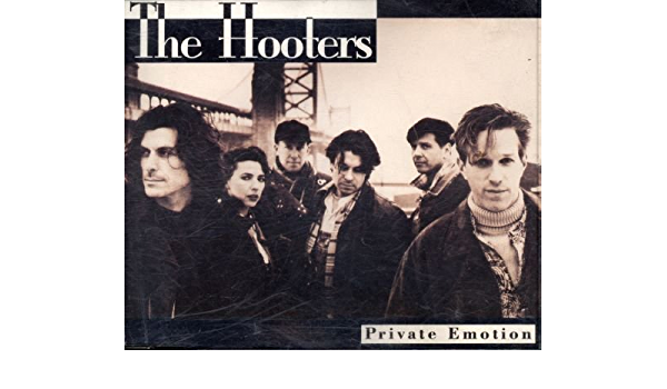 The Hooters Private Emotion