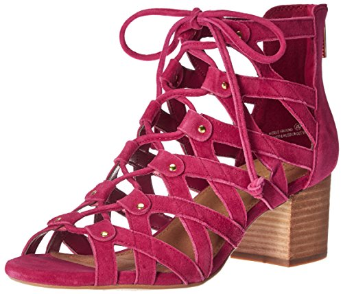Aerosoles Women's Middle Ground Dress Sandal - Dk Pink Su...