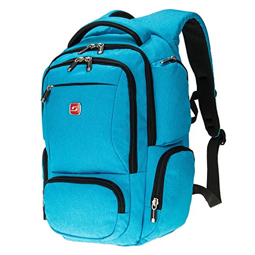 Price comparison product image Soarpop Causal Schoolbag 14 inch Laptop Backpack Water Resistant Sport Daypack