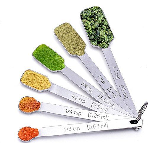 Joyoldelf Stainless Measuring Seasoning Ingredients