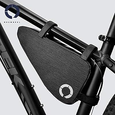 Roswheel - Bolsa Triangular para Bicicleta o Bicicleta: Amazon.es ...