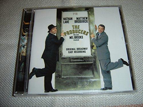 The Producers - The New Mel Brooks Musical / Original Broadway Cast Recording / Nathan Lane / Matthew Broderick [Audio CD]