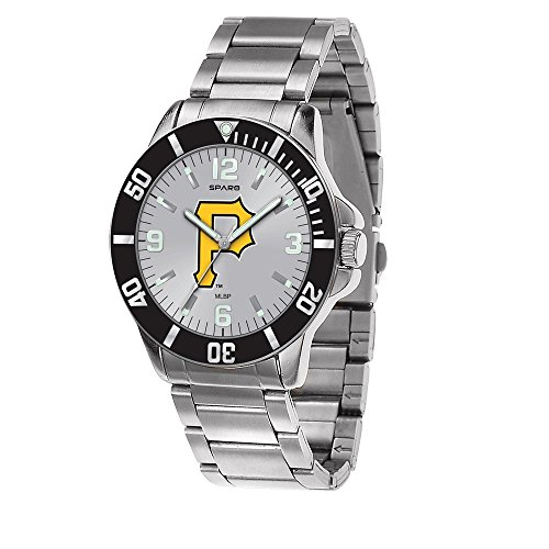 (Gifts Watches MLB Pittsburgh Pirates Key Watch by Rico Industries)