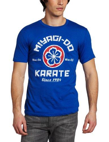 American Classics Men's Karate Kid Miyagi Do Karate T-Shirt,